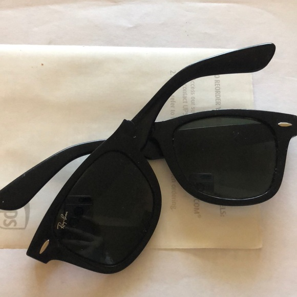 738775f5afd1 Ray-Ban Accessories | Authentic Broken Ray Ban Sunglasses | Poshmark